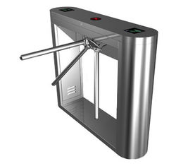 Stainless Steel Tripod Turnstile Gate for Supermarket
