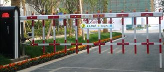 3S/6S Customizable Reliable Car Painting Luxury Automatic Barrier Gate for School, Hospital, Living Area, Government