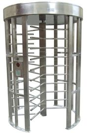 Trung Quốc Outdoor Rustproof Full Height Turnstile with Light Alarm for Park RS485 AC220V 50Hz RS485 nhà máy sản xuất