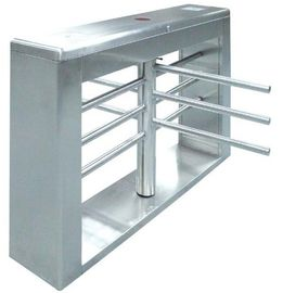 Trung Quốc One-way Direction Automatic Rotation Full Height Turnstile with LED Display for Museum nhà máy sản xuất