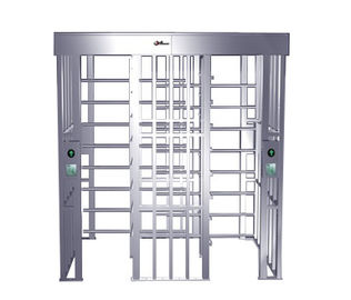 Trung Quốc RS485 One-way Direction Full Height Turnstile Entrance Gate, Security Turnstiles (0.2s) nhà máy sản xuất