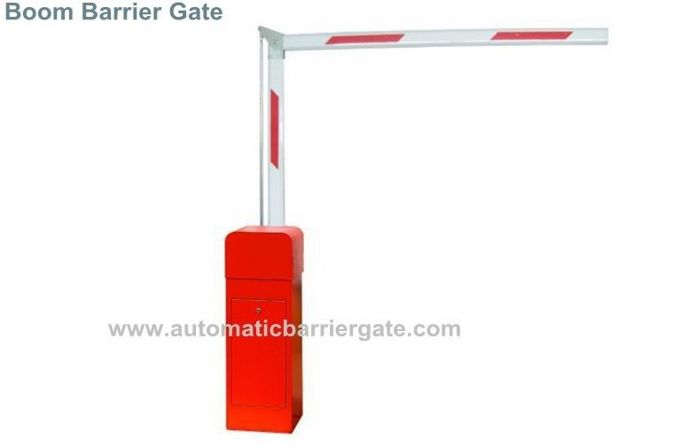 3S/6S Customizable Powder Coating  Competitive Automatic Barrier Gate for School, Hospital, Living Area, Government nhà cung cấp