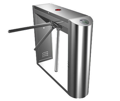 0.2s RS485 Digital Versatile Stainless Security Barrier Gate System Tripod Turnstile nhà cung cấp