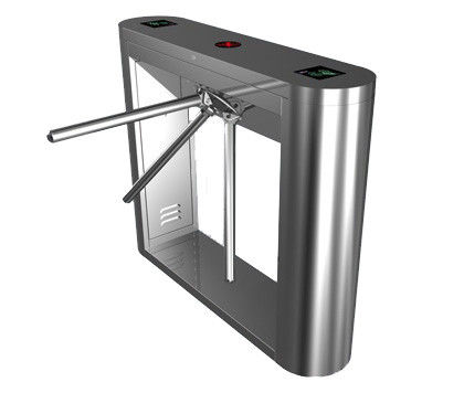 Subway, Airport 0.2s Security Barrier Gate System, Magnetic Card Turnstile Access Barrier nhà cung cấp