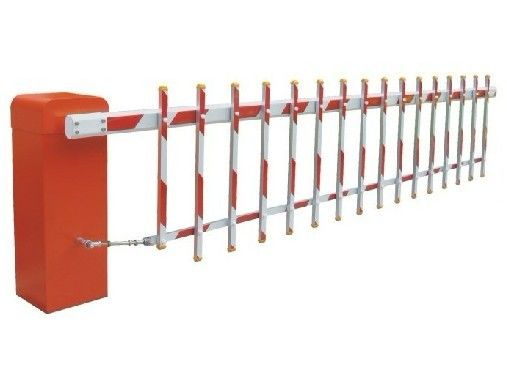 3S/6S Customizable Reliable Powder Coating Automatic Barrier Gate for School, Hospital, Living Area, Government nhà cung cấp