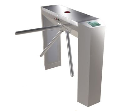 Digital Magnetic Card Rustproof Versatile Bridge Tripod Turnstile Gate for Bus Station nhà cung cấp