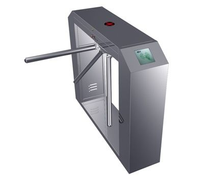 Indoor barcode card, ID card 0.2s RS485 Digital Stainless Steel Barrier Gate System nhà cung cấp